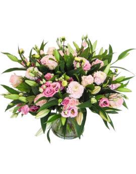 Gemengd boeket bloemen