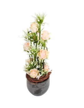 Rozen bloemstuk