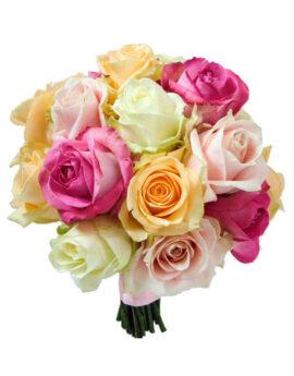 Bruidsboeket Roses