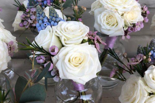 Lente corsage 3 FlowersRme
