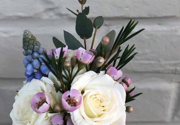Lente corsage 4 FlowersRme