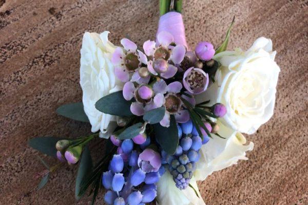 Lentecorsage gedetailleerd FlowersRme